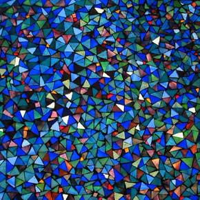 10 Mt Pvc Mosaik Wand Aufkleber Bad Wasserdicht Selbstklebende, Hause Deko